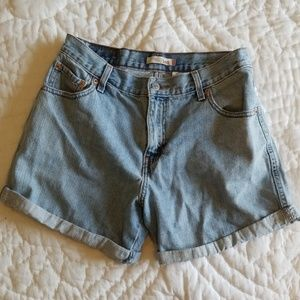 Levi's 550 Relaxed Shorts